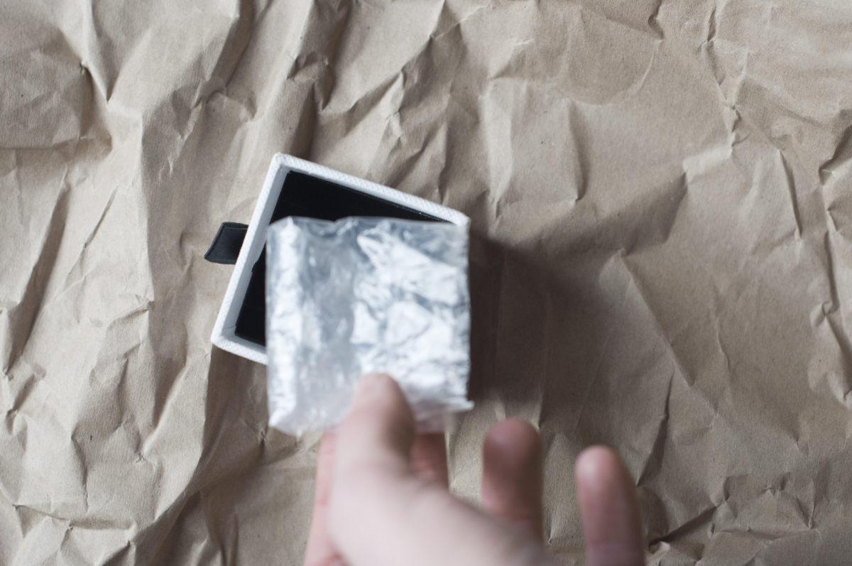 pakowanie less waste